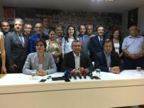 OĞUZ KAAN SALICI - Oğuz Kaan Salıcı'dan CHP'li Belediyelerdeki Akraba Atamalarına İlişkin Açıklama