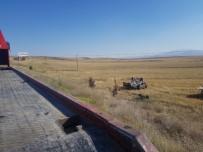 Sandıklı'da Trafik Kazası, 1 Yaralı