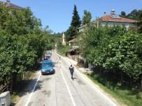 Türkeli'deki Samanlık Yangını Büyümeden Söndürüldü