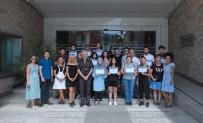 ALAÇATı - Yaz Okulu İçin Almanya'dan İzmir'e Geldiler
