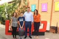 MESLEK LİSELERİ - 'Yazılımcı' Olma Hayali Onu Gebze'de Ki Proje Okuluna Yönlendirdi