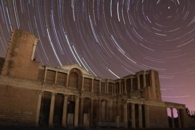 5000 yıllık antik kentte yıldız şöleni