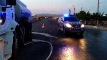 Adıyaman'da Trafik Kazası Açıklaması 4 Yaralı
