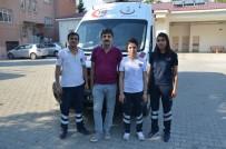 Ambulansların Trafikle İmtihanı