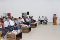 Ceviz Festivali İçin Komisyon Toplantısı Yapıldı