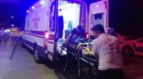 Damdan Düşen Engelli Çocuk Yaralandı