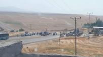 Diyarbakır'da Trafik Kazası Açıklaması 1'İ Ağır 3 Yaralı