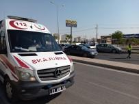 Diyarbakır'da Trafik Kazası Açıklaması 1 Yaralı