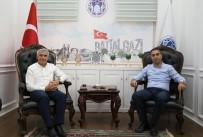 Doğanyol Belediye Başkanı Bay'dan Başkan Güder'e Ziyaret