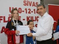 TAHA AKGÜL - Eskrim Türkiye Şampiyonası Sona Erdi