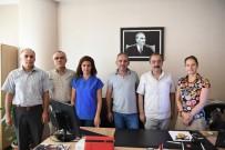 KONYAALTI BELEDİYESİ - Konyaaltı'nda Belediye-Tarım İlçe İşbirliği