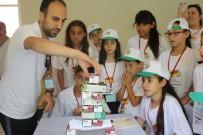 Köylerde Çocuklar 'Bilim, Doğa Ve Sanat' İle Buluşturuldu