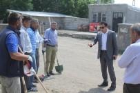 Köylerde Çöp Toplama Çalışması