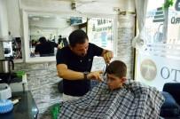 Kur'an-I Kerim Öğrenen Çocuklara Ücretsiz Tıraş Kampanyası