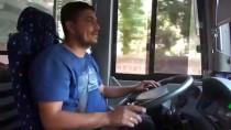 Minibüs Şoförü, Rahatsızlanan Çocuğu Hastaneye Yetiştirdi