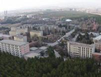 ODTÜ'de KYK yurdu çalışmaları engellendi