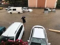 20 DAKİKA - Safranbolu'da Dolu Ve Yağmur Etkili Oldu