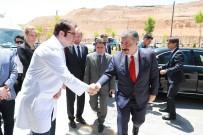 NURI PAKDIL - Sağlık Bakanı Koca'dan Yazar Nuri Pakdil'e Ziyaret