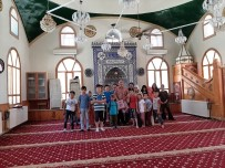 Sandıklı Topeşe Camiinde Yaz Kuran Kursları Devam Ediyor