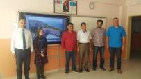 EK YERLEŞTİRME - Şehit Ömer Can Açıkgöz Anadolu İmam Hatip Lisesi Tanıtıldı