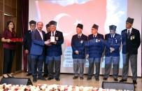 ÖMER HİLMİ YAMLI - Selçuklu'da Kıbrıs Gazilerine Madalya Ve Berat Verildi