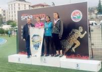 Sıla Koç, Gülle Atmada Türkiye Şampiyonu Oldu