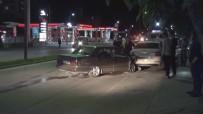 MUHSİN YAZICIOĞLU - Sivas'ta Trafik Kazası Açıklaması 2 Yaralı