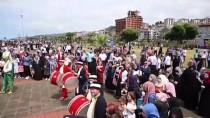 Türk Yıldızları'ndan Trabzon'da Gösteri