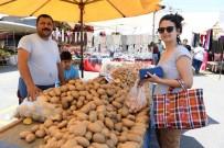 KONYAALTI BELEDİYESİ - Uncalı Açık Semt Pazarı Hizmete Girdi