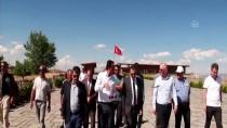 Vali Türker Öksüz, Ani Ören Yeri'ni İnceledi