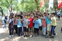 5 Bin 500 Çocuk Esenler' Deki Piknikte Doyasıya Eğlendi