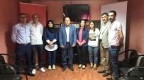 AK Parti'li Ertuş'tan Başkan Er'e Ziyaret