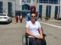Ataşehir'de Yedinci Kattan Düşerek Engelli Kalan Kadının Davası Başladı