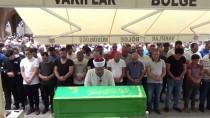 Balkondan Düşüp Ölen Çocuğun Cenazesi Toprağa Verildi