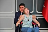 DOĞUM GÜNÜ - Başkandan Epilepsi Hastası Sudenur'a Sürpriz Doğum Günü