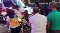 GÜLHANE - Başkentte Trafik Kazası Açıklaması 8 Yaralı