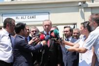 ÜÇLÜ ZİRVE - Cumhurbaşkanı Erdoğan Açıklaması 'Aracın İçerisinde Bomba Olduğu Belli'