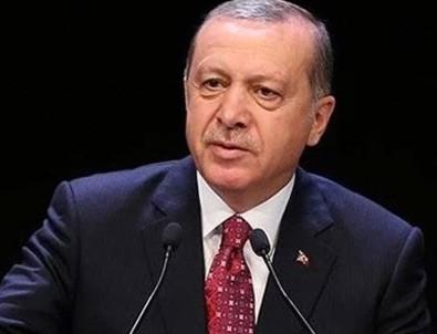 Cumhurbaşkanı Erdoğan yeni parti iddialarına cevap verdi