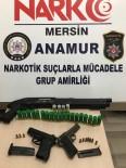 Güvenlik Güçlerince Aranan Bir Şahıs, Anamur'da Yakalandı