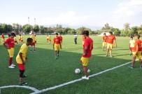 İncirliova Belediyesi Yaz Spor Okulları, Acarlar'da Da Startını Verdi