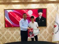 İskenderun LGS Türkiye Birincileri Ödüllendirildi