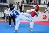 TAHA AKGÜL - Kağıtsporlu Taekwondocu, Türkiye 2.'Si Oldu