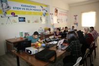 Karaköprü'de Yaz Kursları Başlıyor
