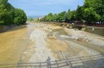 Kastamonu Taşköprü'de Hayvanlar Sele Kapıldı