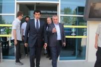 Katar'ın Ankara Büyükelçisi Al-Shafi Mardin'de