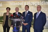 Canan Kaftancıoğlu - Kemal Kılıçdaroğlu, İmamoğlu'na Tebrik Ziyaretinde Bulundu
