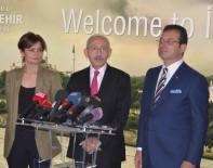 Canan Kaftancıoğlu - Kılıçdaroğlu Açıklaması 'Eski Sisteme Dönülme Gibi Bir Talebimiz Bizim Hiç Olmadı'