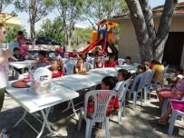 MEHMET TURAN - Kuşadası Belediyesi'nden Çocuklar İçin Yaz Beslenme Okulu