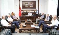 Mazlum-Der'den Başkan Güder'e Ziyaret