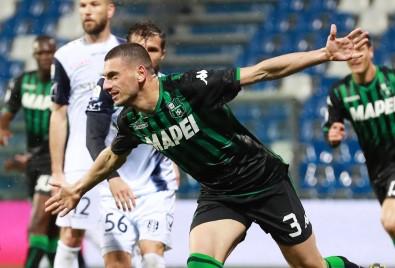 Merih Demiral, Juventus'ta